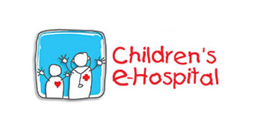 The Children's e-Hospital logo