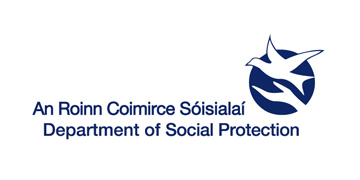 Department of Social Protection, Ireland logo
