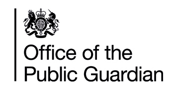 Office of the Public Guardian logo