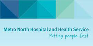 Metro North Hospital and Health Service logo