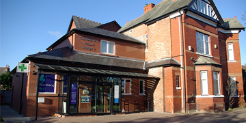 Cumberland House Surgery (Southport, Merseyside)