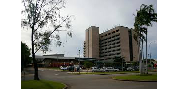 Royal Darwin Hospital Department of Emergency Medicine logo