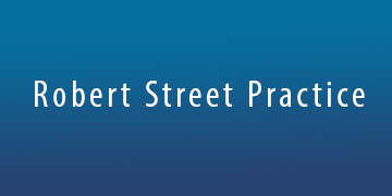 The Robert Street Practice, Milford Haven logo