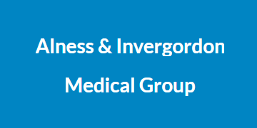 Alness/Invergordon Medical Group logo