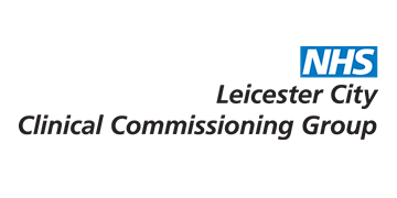 Leicester City Clinical Commissioning Group logo