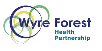 Wyre Forest Health Partnership logo