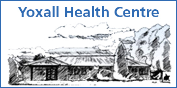 The Yoxall Practice logo