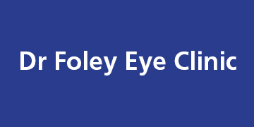 Dr Foley Eye Clinic logo