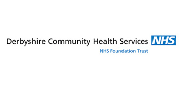 Derbyshire Community Health Services logo