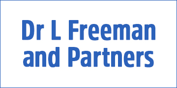 Dr L Freeman and Partners logo