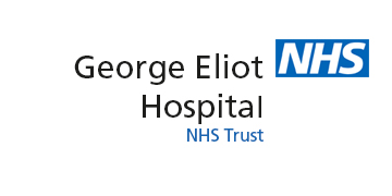 George Eliot Hospital NHS Trust logo