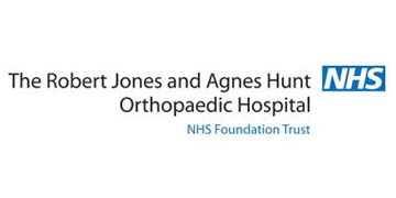 Robert Jones & Agnes Hunt Orthopaedic Hospital NHS Foundation Trust logo