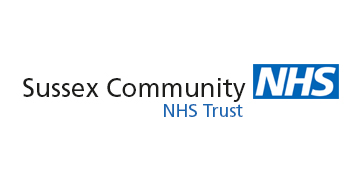 Sussex Community NHS Trust logo