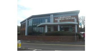 Charlton Medical Centre, Telford logo