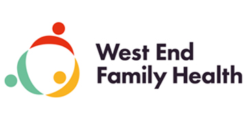 West End Family Health logo
