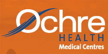 Ochre Health Medical Centres logo