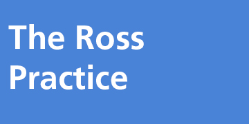 The Ross Practice logo