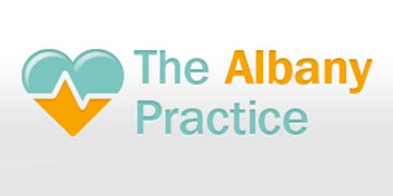 The Albany Practice logo