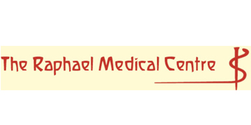 The Raphael Medical Centre logo