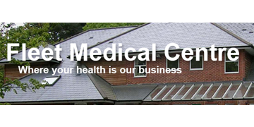 Fleet Medical Centre logo