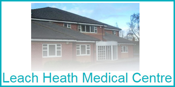 Leach Heath Medical Centre logo