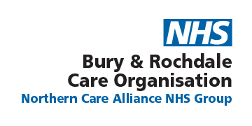 Bury & Rochdale Care Organisation logo