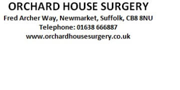 Orchard House Surgery logo