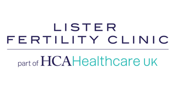 Lister Fertility Clinic logo