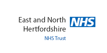 East and North Hertfordshire NHS Trust and Royal Free Hospital Foundation Trust logo