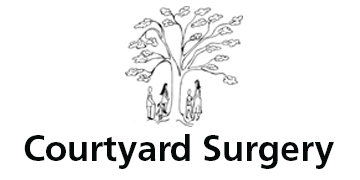 Courtyard Surgery - Wiltshire logo