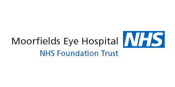 Moorfields Eye Hospital NHS Foundation Trust  logo