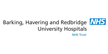 Barking, Havering and Redbridge University Hospitals NHS Trust logo