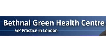 Bethnal Green Health Centre logo