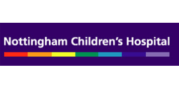 Nottingham Children's Hospital NHS Trust logo