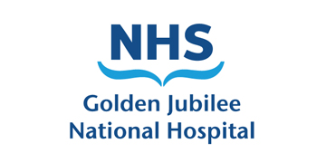 Golden Jubilee National Hospital logo