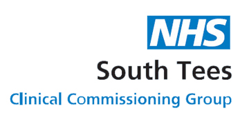 NHS South Tees CCG logo