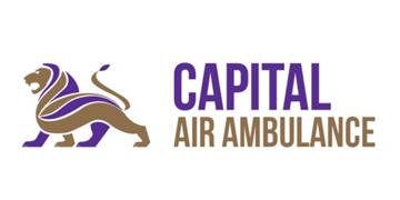 Capital Air Ambulance logo