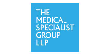The Medical Specialist Group logo