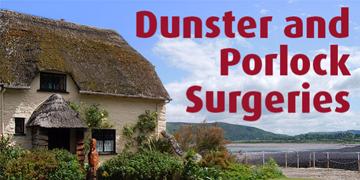Dunster and Porlock Surgeries logo