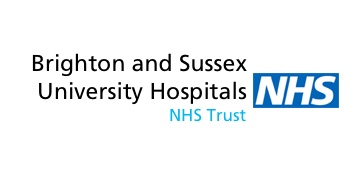 Brighton and Sussex University Hospitals NHS Trust logo