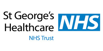 St George's Healthcare NHS Trust logo