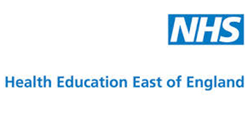 Health Education East of England logo