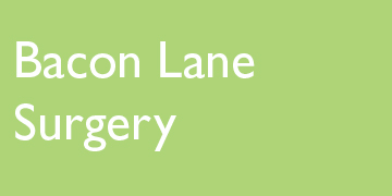 Bacon Lane Surgery logo