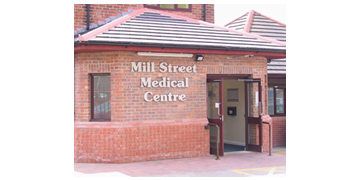 Mill Street Medical Centre logo