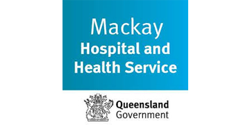 Mackay Hospital and Health Service logo