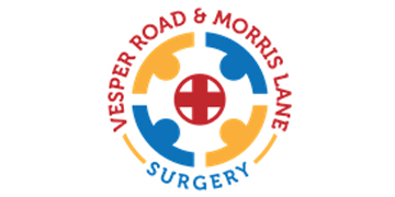 Vesper Road & Morris Lane Surgery logo