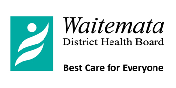 Waitemata District Health Board logo