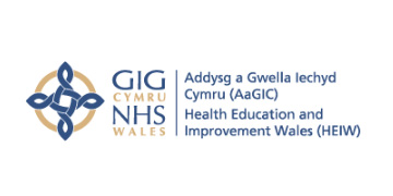 Health Education and Improvement Wales logo