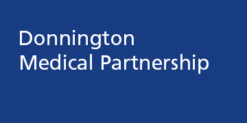 Donnington Medical Partnership logo