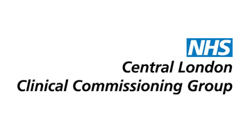 NHS Central London Clinical Commissioning Group logo